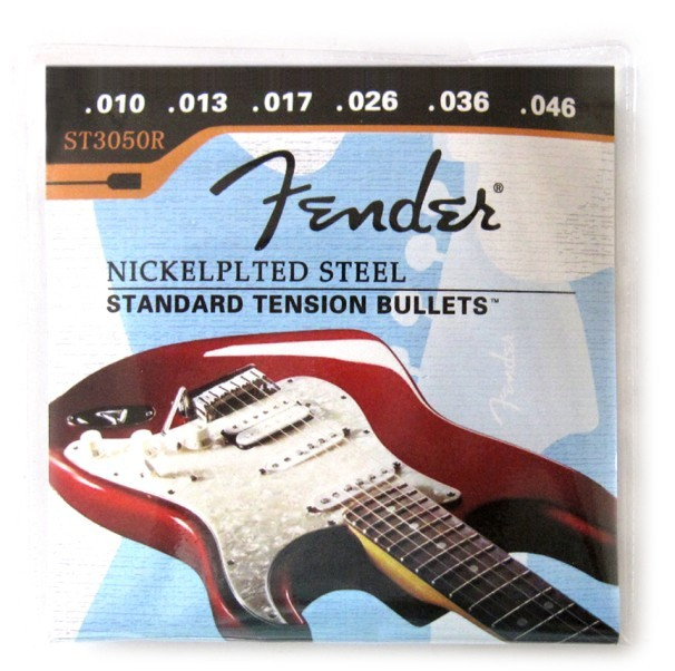 Electric Fender(Blue) Guitar String