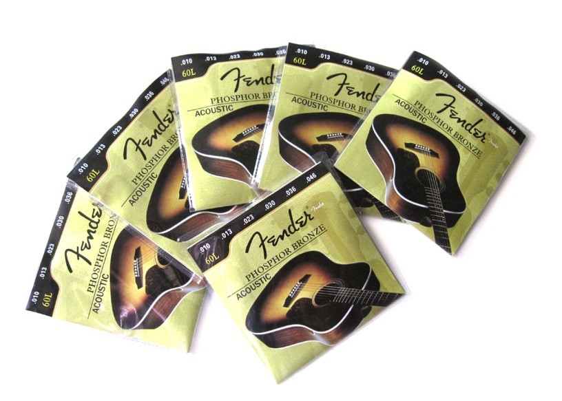 Acoustic Fender(Phosphor Bronze) Guitar String