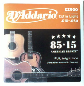Acoustic DAddario Guitar String(010)
