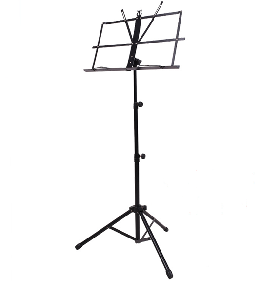 3-Part Adjustable Folding Sheet Music Stand